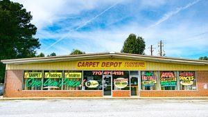 Carpet Depot Jonesboro Storefront
