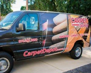 carpet installation prices home depot