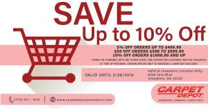 February 2019 Coupon
