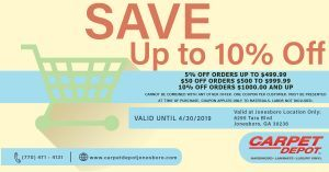 April 2019 Coupon Jonesboro