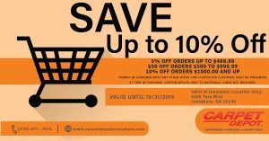 October 2019 Coupon Jonesboro